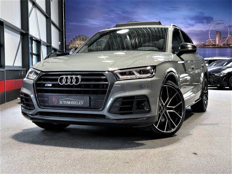 Foto van Audi SQ5 3.0 TFSI SQ5 quattro Nardo Grey