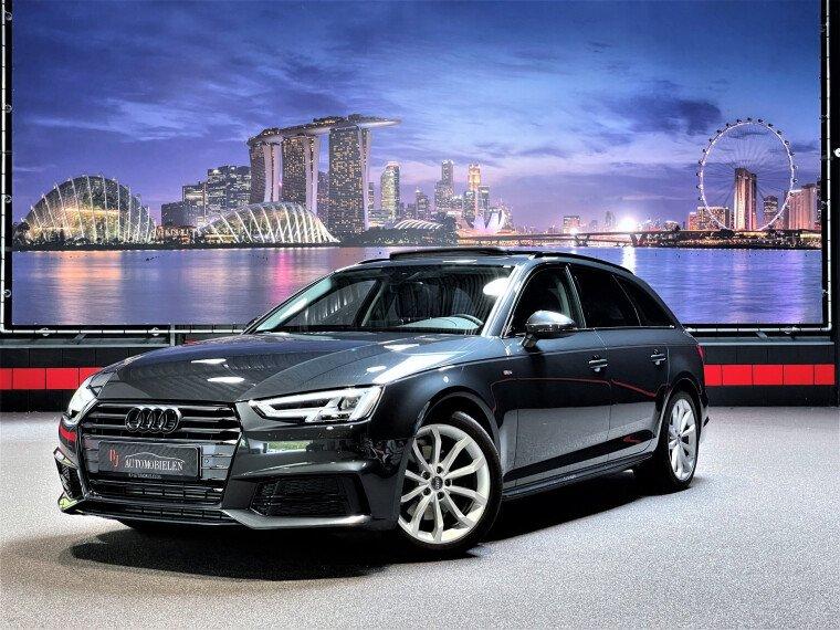 Foto van Audi A4 Avant 2.0 TFSI S line Edition