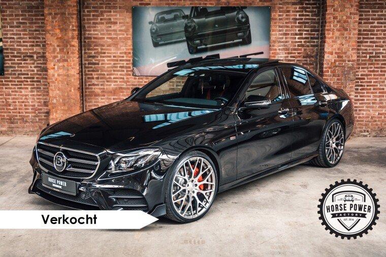Foto van Mercedes-Benz E-Klasse 350 Brabus D6
