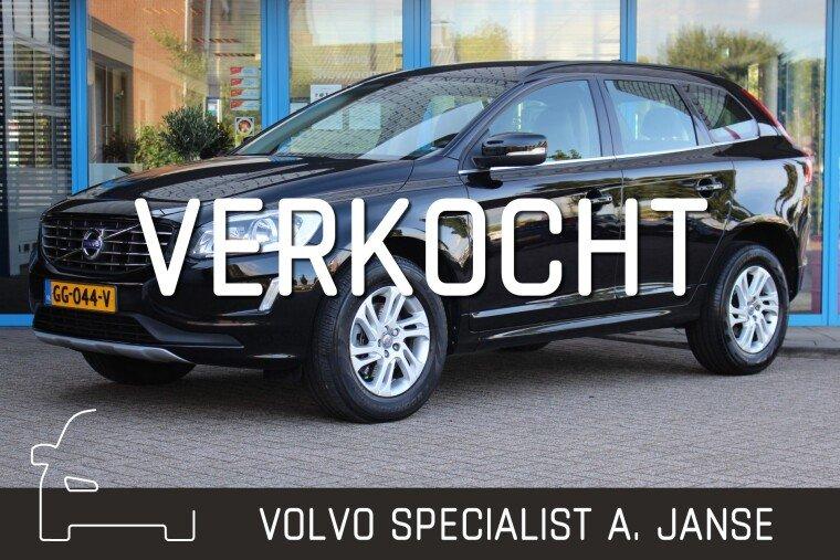 Foto van Volvo XC60 2.0 D3 AUT Momentum
