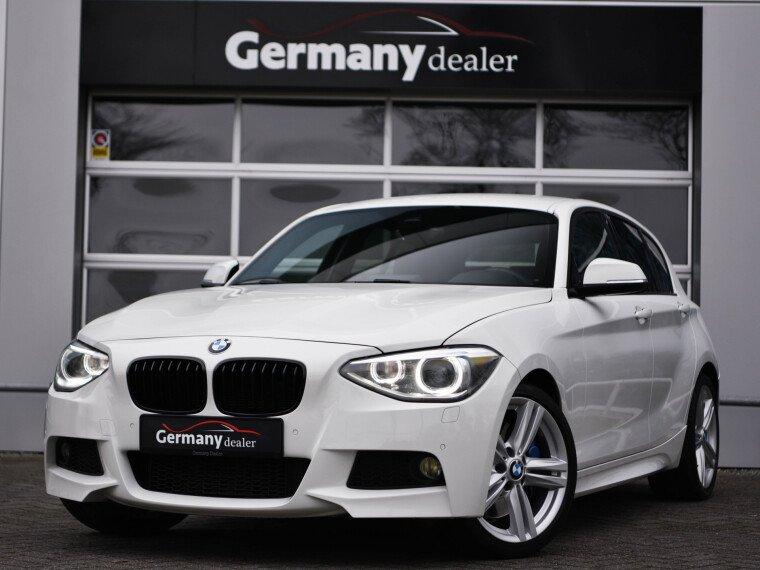 BMW 1 Serie 125d aut 218pk M-Sport