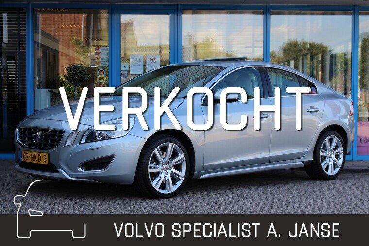 Foto van Volvo S60 2.0T AUT Summum