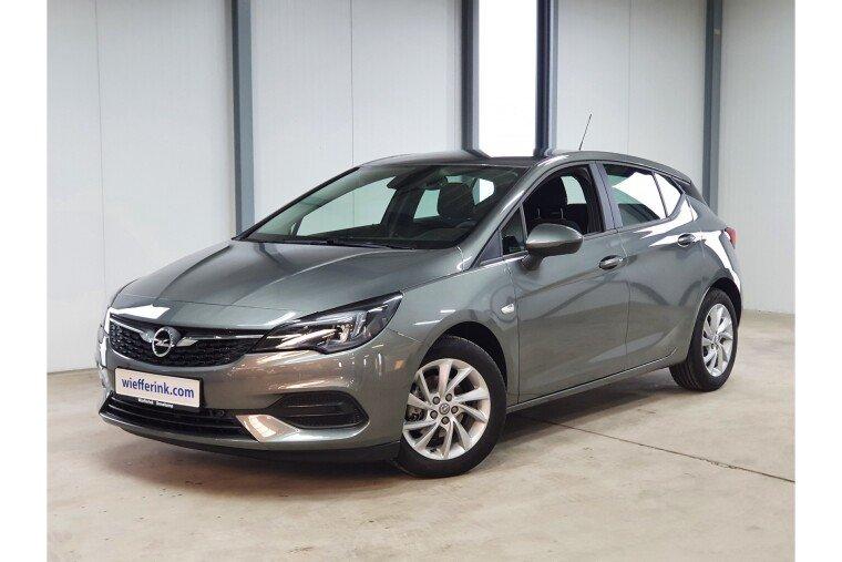 Opel Astra 1.2 TURBO 110 pk apple carplay android led winter pakket