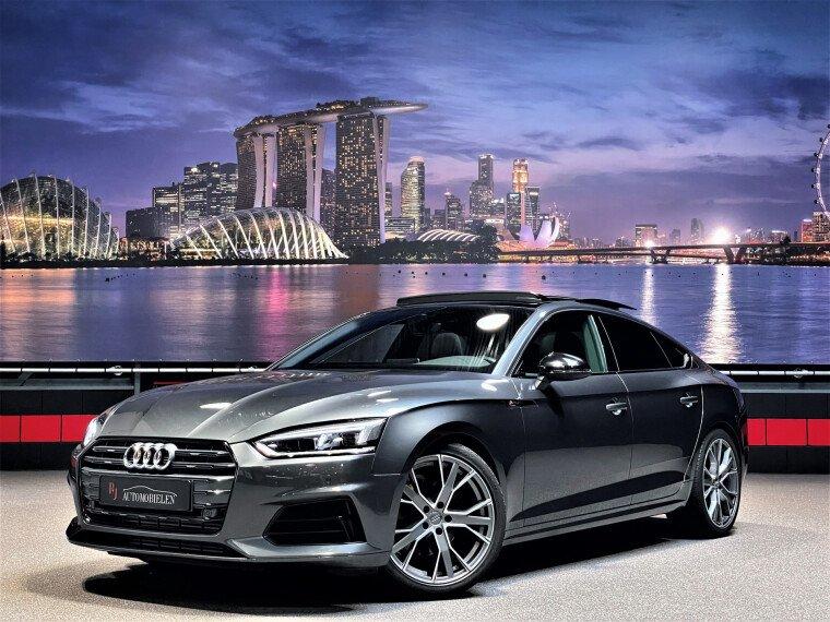 Foto van Audi A5 Sportback 40 TFSI Design Pro Line Plus 2x S-line