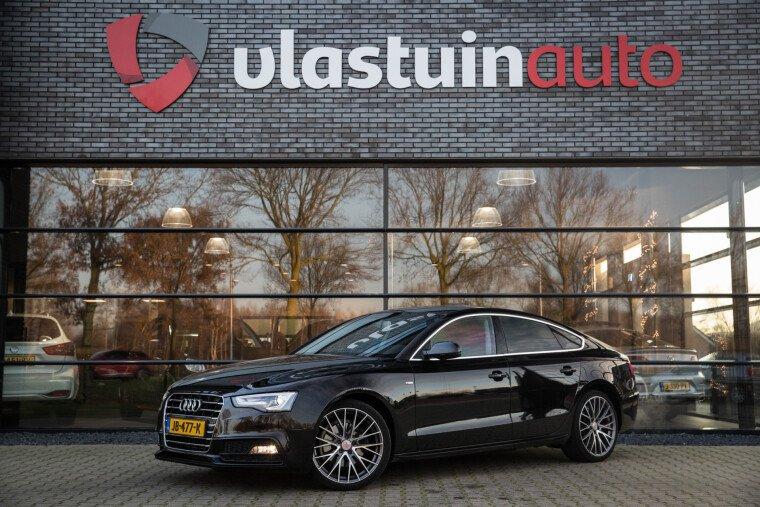 Foto van Audi A5 Sportback 1.8 TFSI S-Line