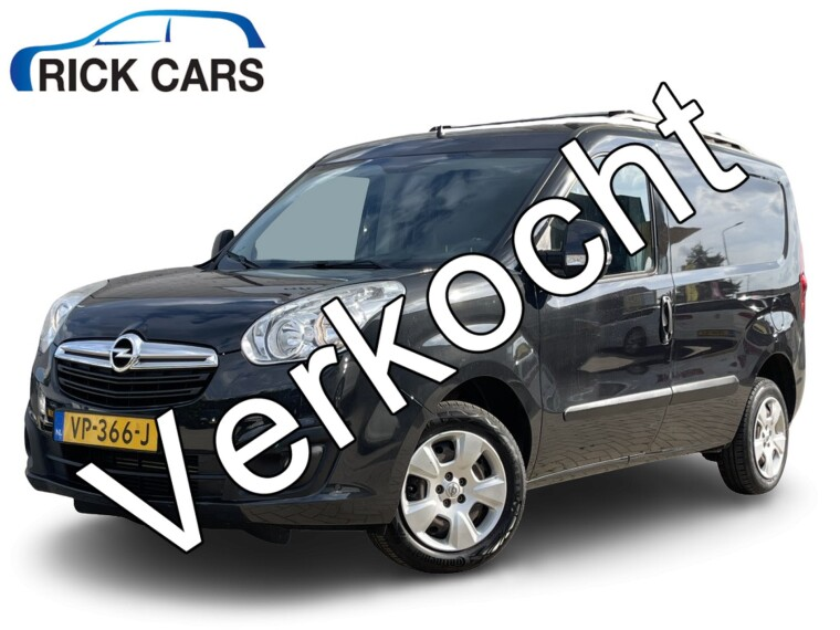 Foto van Opel Combo 1.3 CDTi L1H1 ecoFLEX Sport