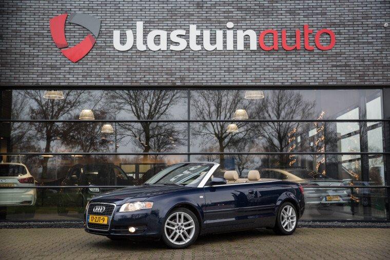 Foto van Audi A4 Cabriolet 2.0 TDI Advance