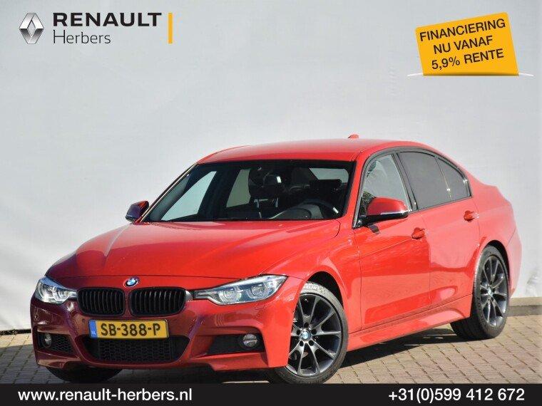 Foto van BMW 3 Serie 318i High Exec / M SPORT / NAVI / ECC / CAMERA / STOELVERW