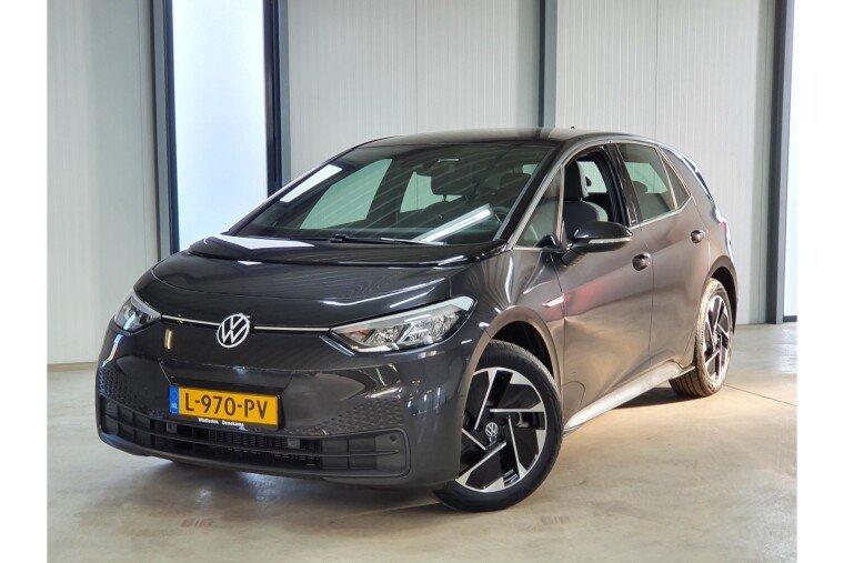 Volkswagen ID.3 Pro 58 kWh 204 pk (€ 30.500,- ex. btw) 8% bijtelling