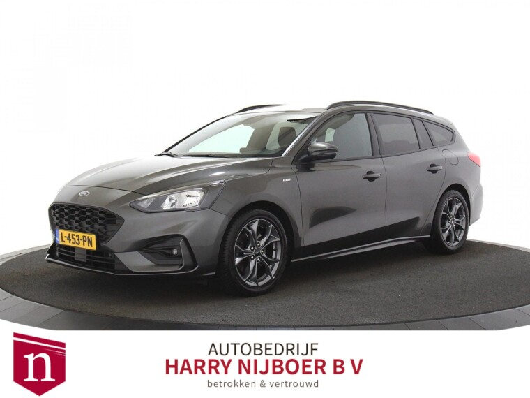 Ford Focus Wagon 1.0 EcoBoost ST Line Business Automaat