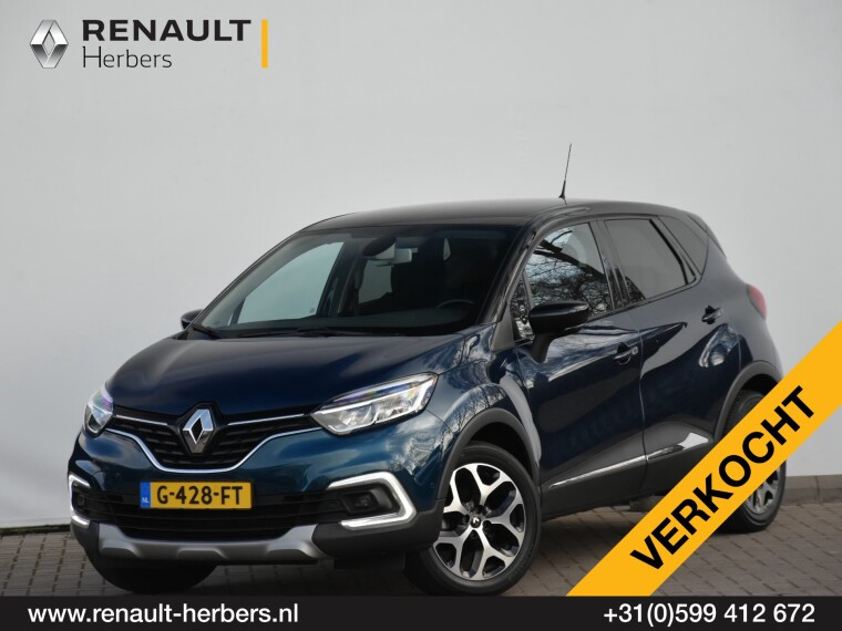 Foto van Renault Captur Energy TCe 90 S&S Intens / NAVI / ECC / TREKHAAK / CAMERA