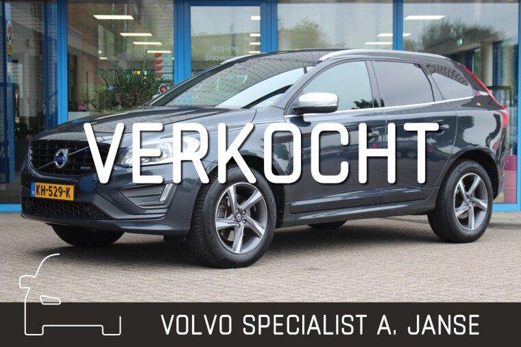 Foto van Volvo XC60 2.0 D4 AUT R-Design
