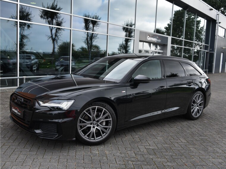 Audi A6 Avant 45TFSI 245pk S-line Black Optic