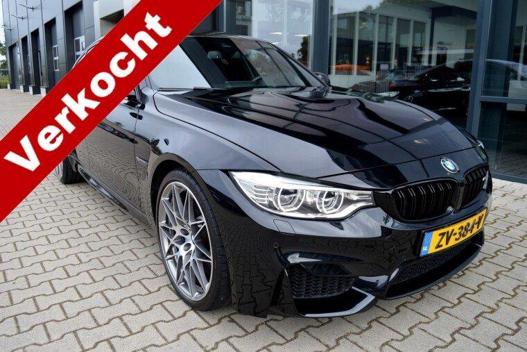 Foto van BMW 3 Serie M3 Competition DCT BTW Auto !