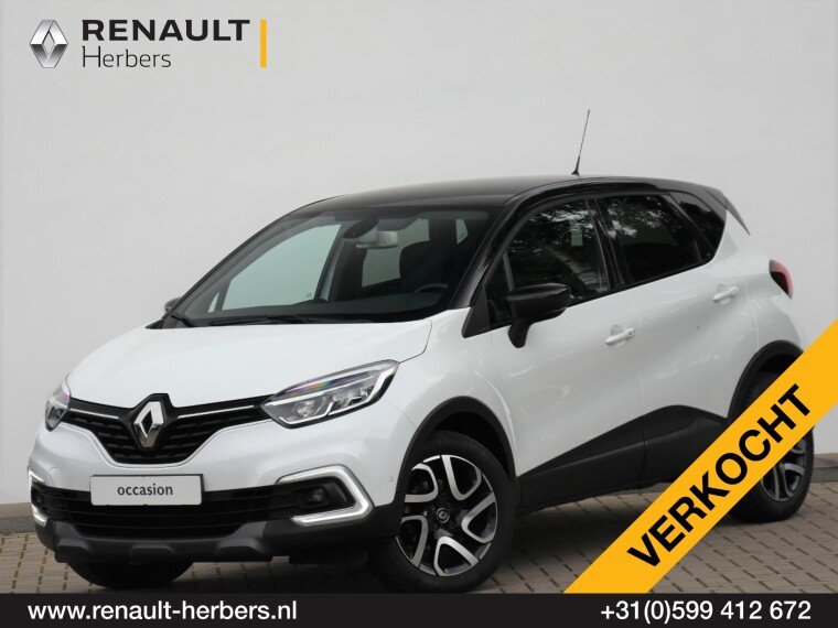 Foto van Renault Captur 1.2 TCe Bose EDC