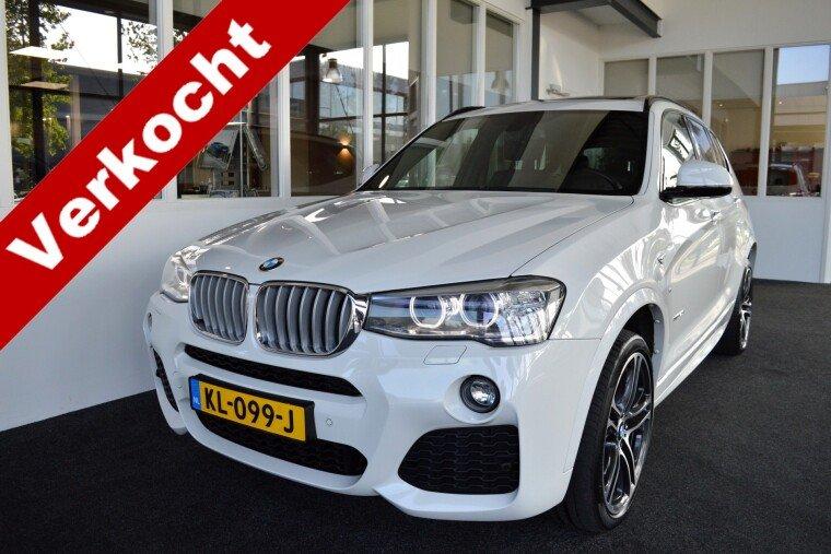 Foto van BMW X3 xDrive 28i M-Sportedition Aut8