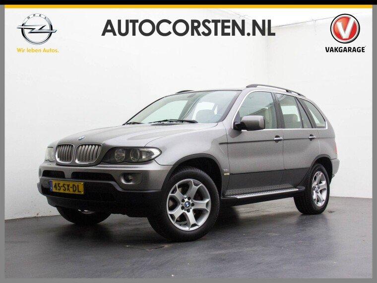 Foto van BMW X5 3.0i Aut. Navi Pdc Leer Ecc Cruise