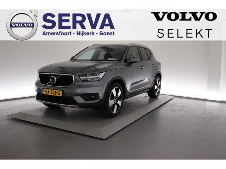 Foto van Volvo XC40 T5 AWD Intro Edition Luxury Scandinavian
