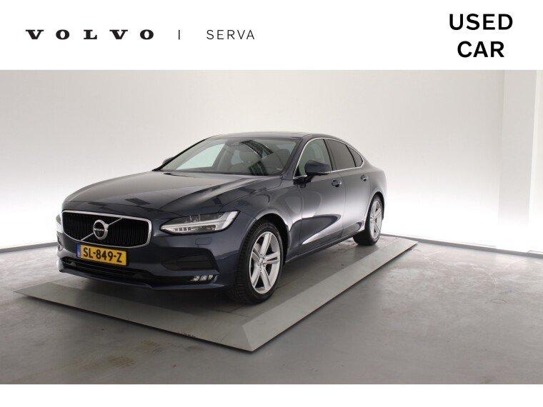 Foto van Volvo S90 D4 Momentum Business   Luxury line   Intro Line