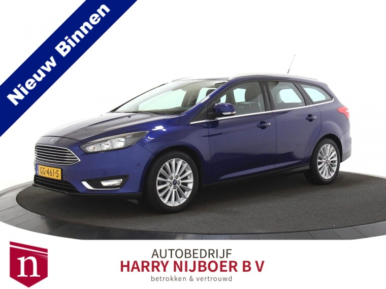 Ford Focus Wagon 1.0 First Edition 125 PK!