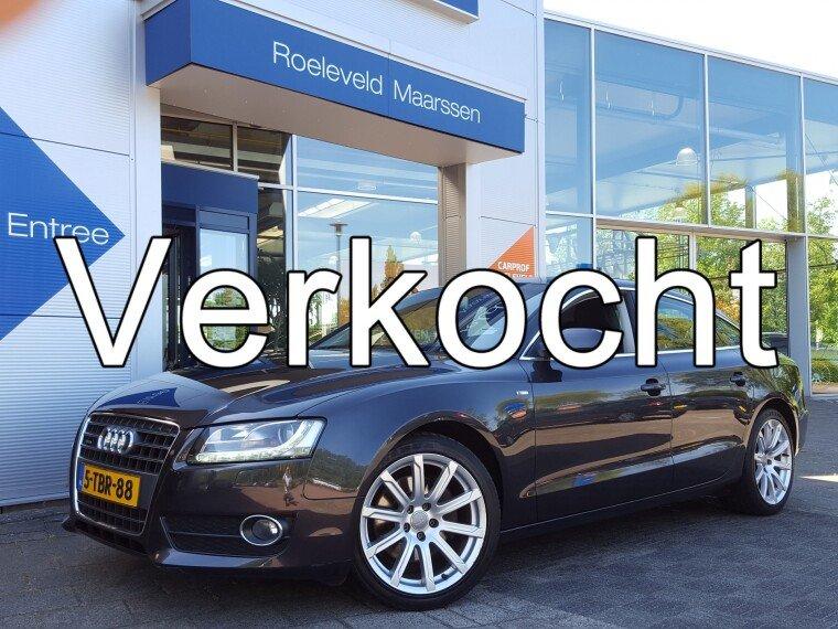 Foto van Audi A5