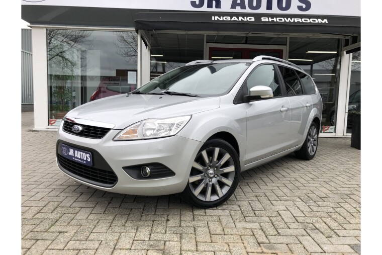 Foto van Ford Focus Wagon 1.6