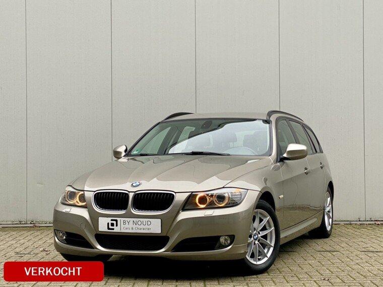 Foto van BMW 3 Serie Touring 318i