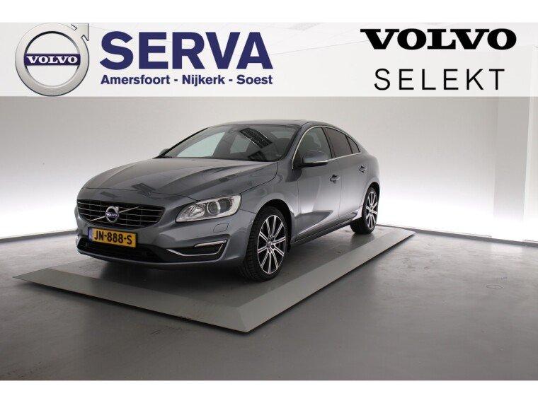 Foto van Volvo S60 2.0 D4 Summum Business