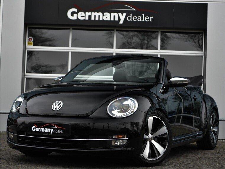 Volkswagen Beetle Cabriolet 1.4TSI 160pk Design