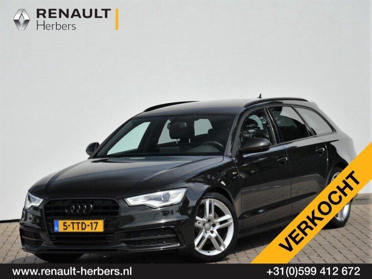 Foto van Audi A6 Avant 2.0 TFSI S-LINE / BOSE / XENON / PARKEERHULP /