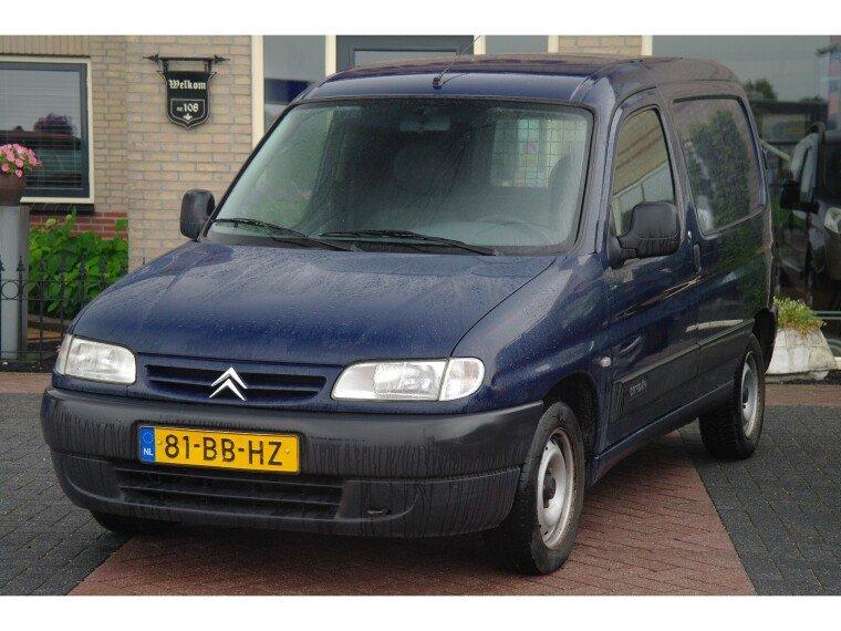 Foto van Citroën Berlingo 1.9 D 850 ex btw