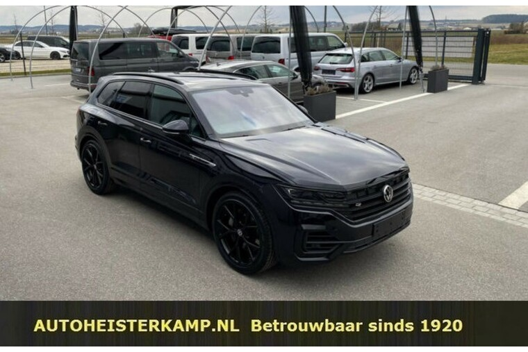 Volkswagen Touareg e-Hybrid 3.0 TSI 462 PK R-Line Panoramadak Luchtvering Massage Trekhaak