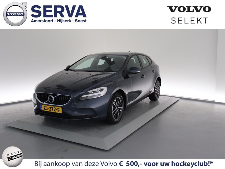 Foto van Volvo V40 T2 Geartronic Polar+