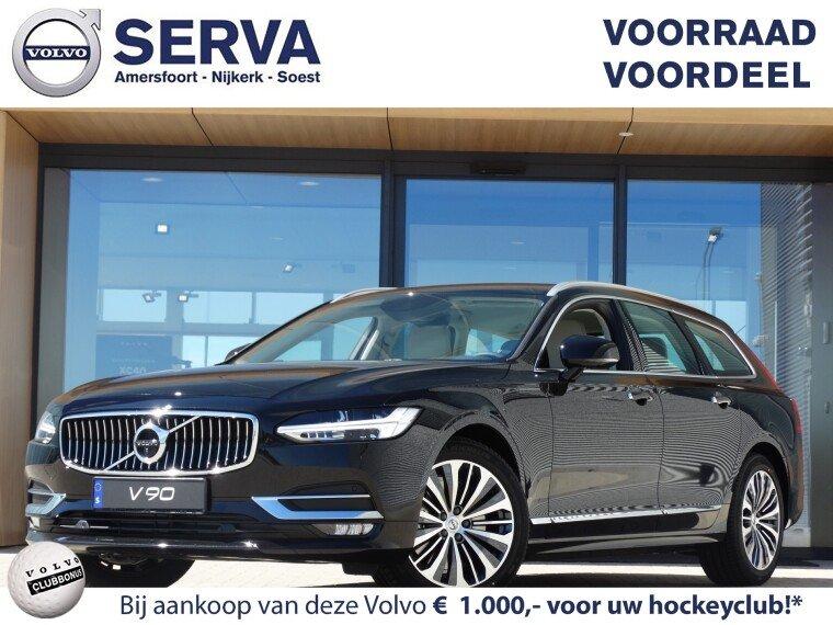Foto van Volvo V90 T4 Geartronic Business Luxury,