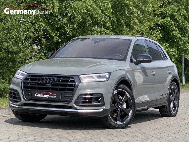 Audi Q5 3.0TDI Quattro S-Line Black Edition