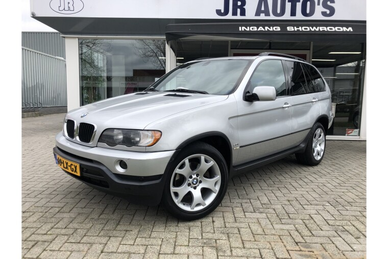 Foto van BMW X5 3.0i Executive