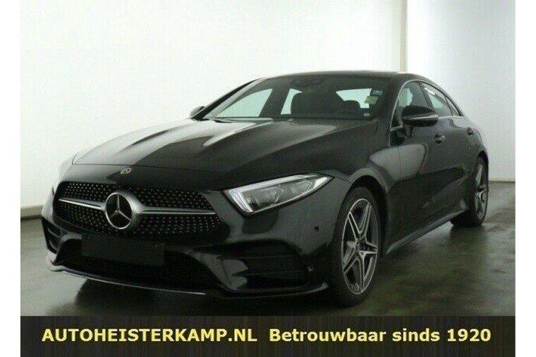 Mercedes-Benz CLS-Klasse 450 4M 367 PK AMG Wide Screen Distronic Schuifdak