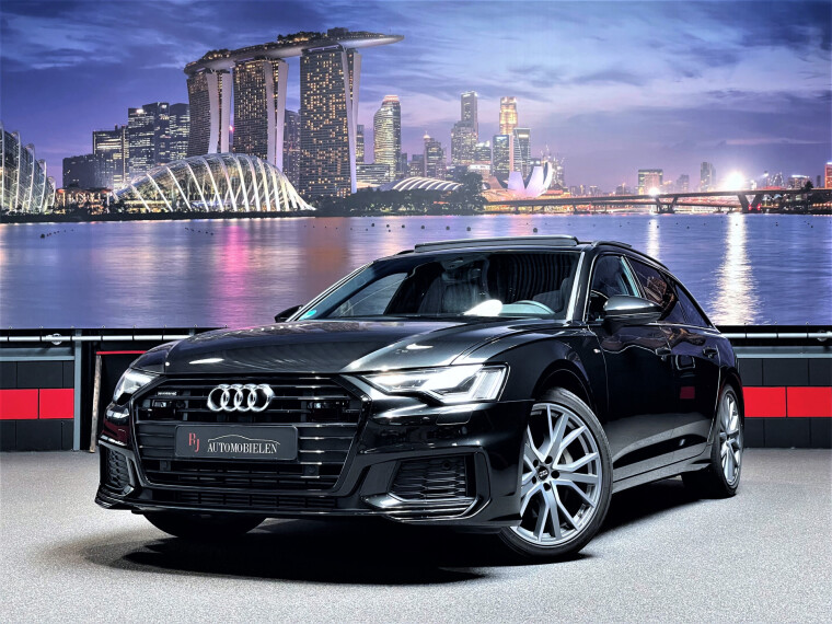 Foto van Audi A6 Avant 50 TDI quattro 2x S-Line B&o ACC Pano