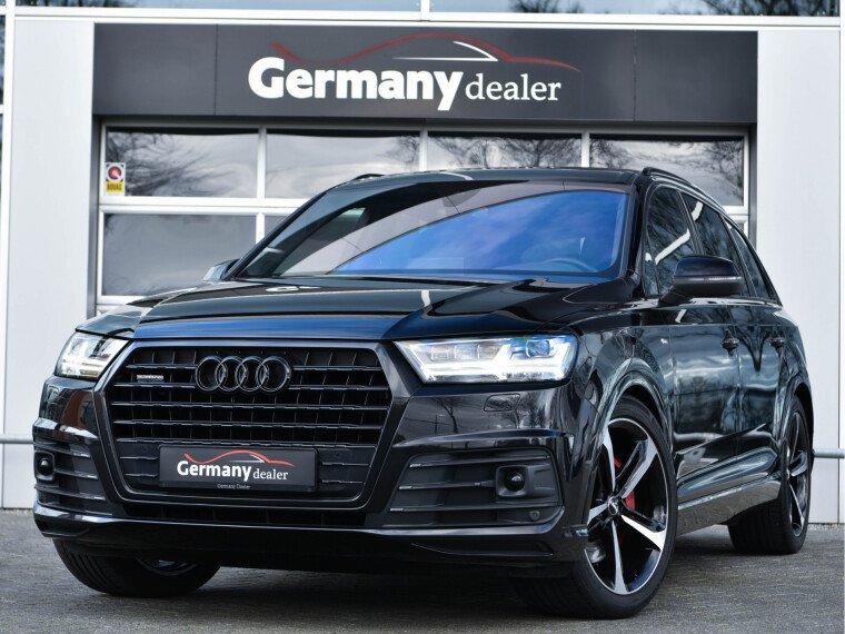 Audi Q7 3.0TDI 272pk Quattro S-Line 7p