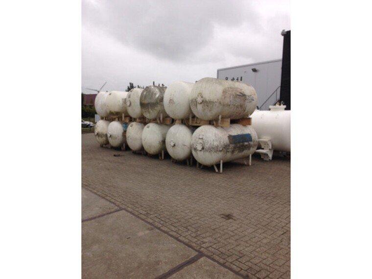 Foto van 2700L(1,35 ton) Gas tanks - Gas, Gaz, LPG, GPL, Propane, Butane tanks aboveground