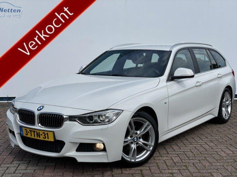 Foto van BMW 3 Serie Touring 316i 136pk 6bak,M-pakket, Executive