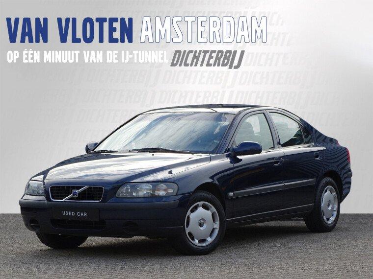 Foto van Volvo S60 2.4 Edition | Automaat | Dealer onderhouden |