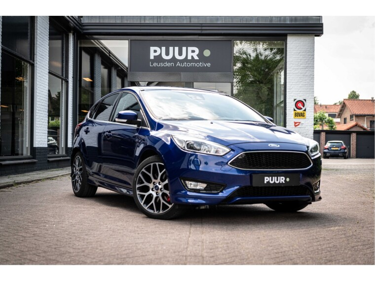 Foto van Ford Focus 1.5 ST-Line 182 Exclusive