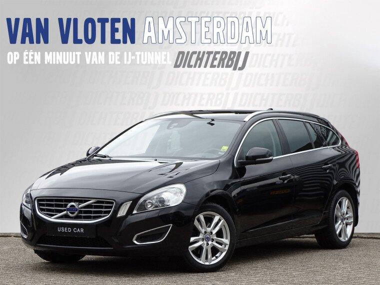 Foto van Volvo V60 T4 Summum | Dealer onderhouden | Trekhaak | PDC