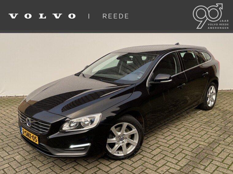 Foto van Volvo V60 D2 Momentum