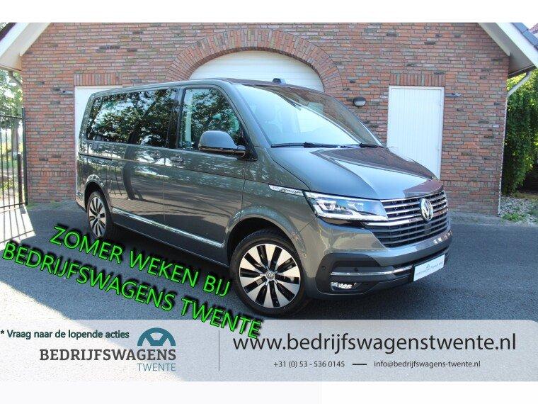 Foto van Volkswagen Multivan T6 .1 HGHLINE 199 pk DSG   Electr. Klep   VOL OPTIES!