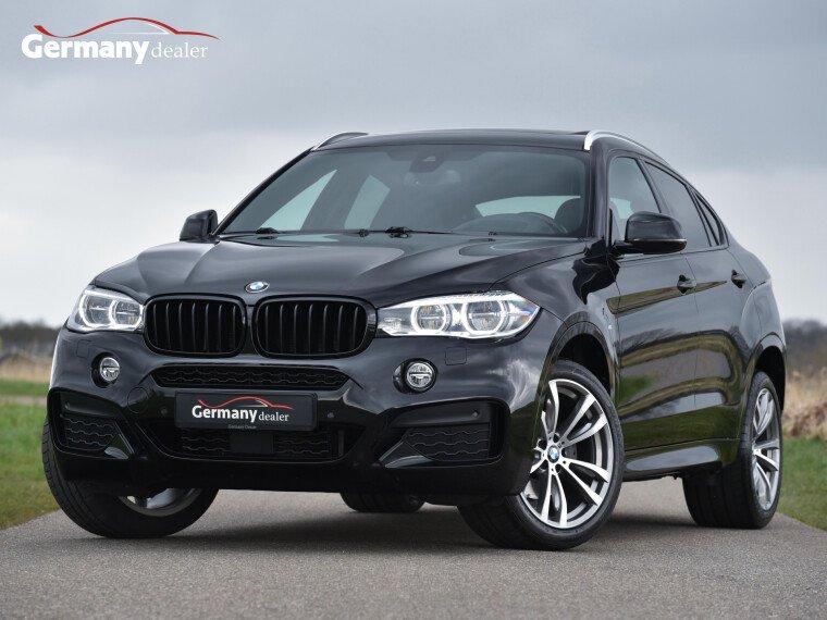 BMW X6 30d 258pk xDrive M-Sport