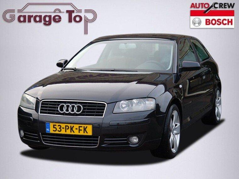 Foto van Audi A3 1.6 FSI Attraction