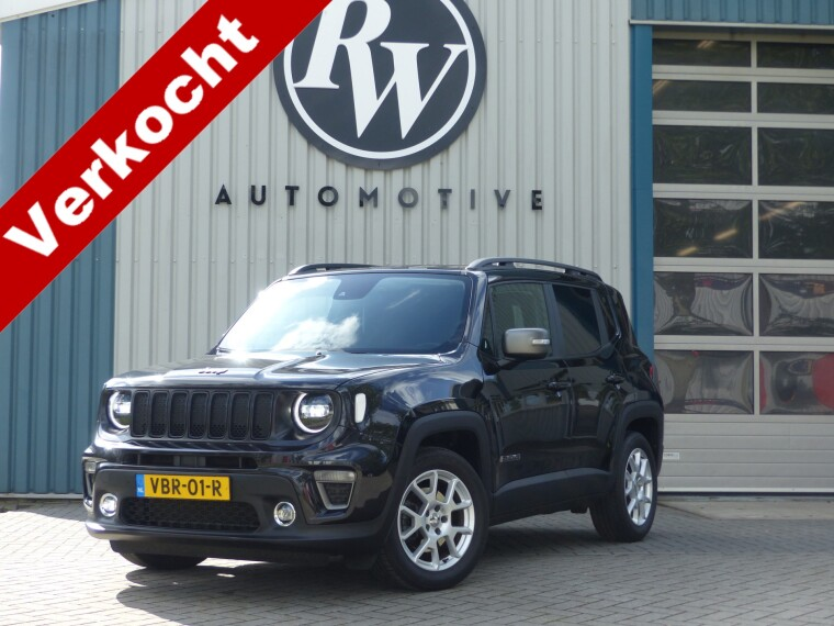 Foto van Jeep Renegade 1.3T AUT / Limited