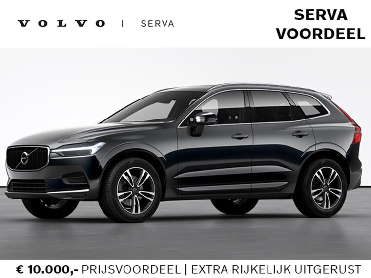 Foto van Volvo XC60 2.0 B5 Momentum Exclusive   € 10.000,- prijsvoordeel